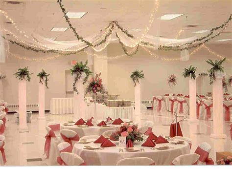 photo of decorations decoration for wedding designers tips and photo