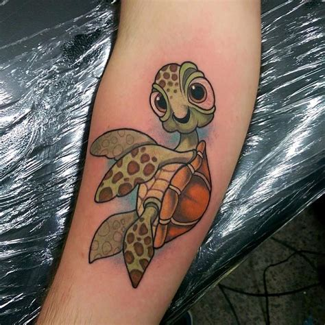 tattoo from finding nemo movie best tattoo ideas