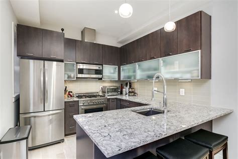 small modern kitchen cabinets d contemporary kitchen with tile glass panel in
