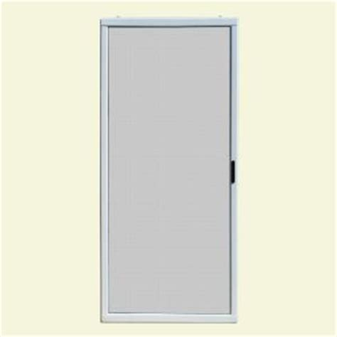 patio door screens home depot unique home designs 48 in x 80 in ultimate white vinyl