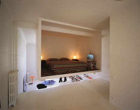 box bedroom designs lofted bedroom in a box design hangs from ceiling