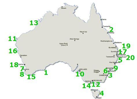 in australia top 20 best beaches in australia