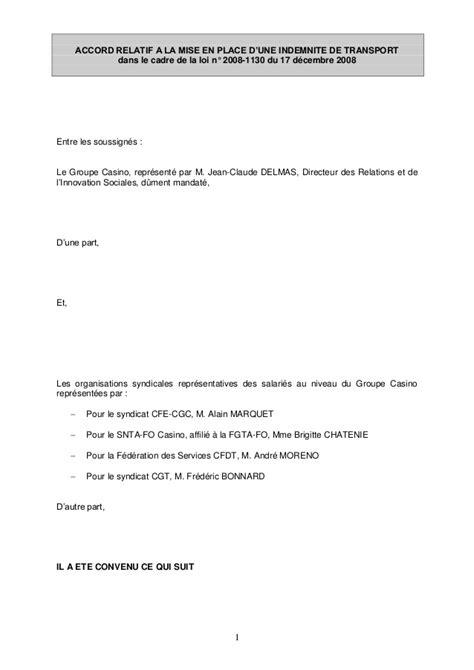 Modification Jugement Jaf by Accord Frais De Transport