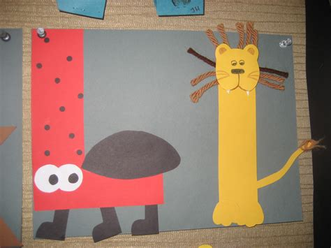 free crafts letter l crafts preschool and kindergarten