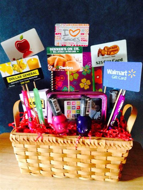 how to make a gift card basket gift card basket gift giving