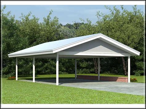 Carport Plans by Choosing The Best Carport Designs For The Safety Of Your