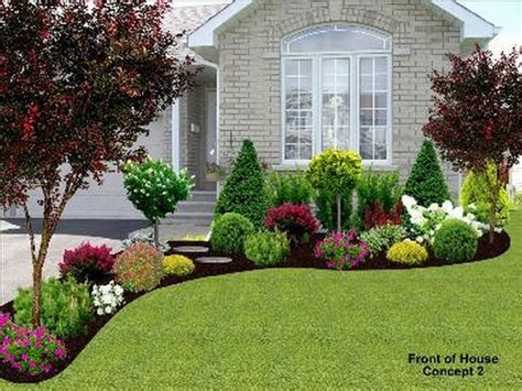 flower garden landscaping ideas best 25 front yard landscaping ideas on front