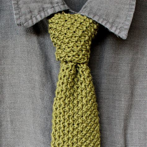 tie knitting pattern free how to knit a seed stitch necktie studio knit