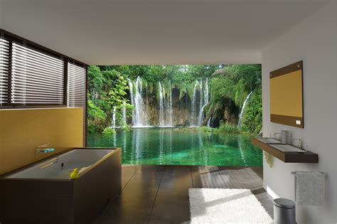 what are wall murals 14 beautiful wall murals design for your bathroom