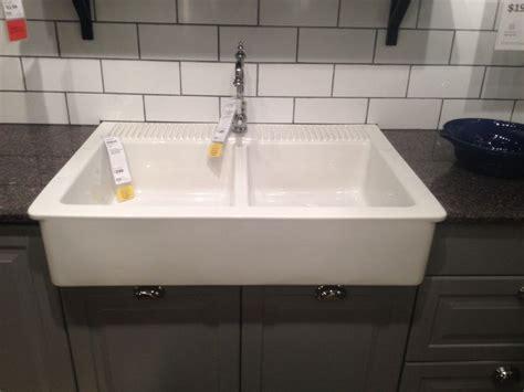 ikea kitchen sink installation farmhouse sink in ikea cabinets nazarm