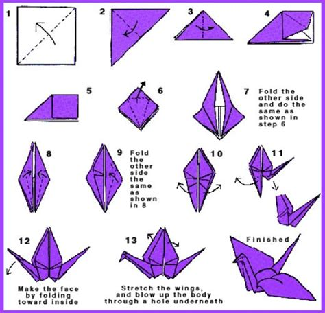 flapping bird origami adults and crafts crafts and