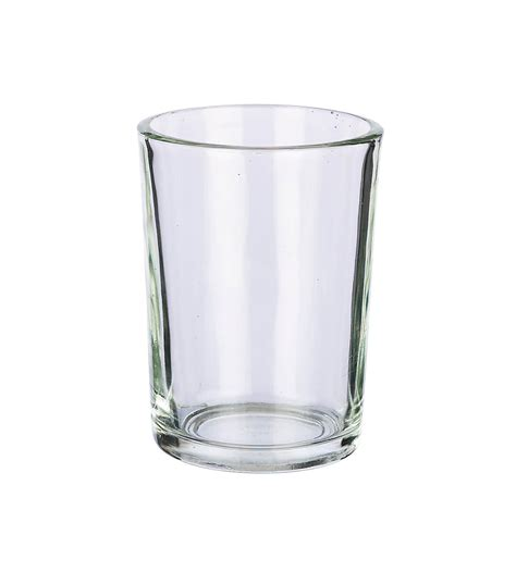 Votive Holders by 20 Side Glass Votive Candle Holders 4in Bulk Buy