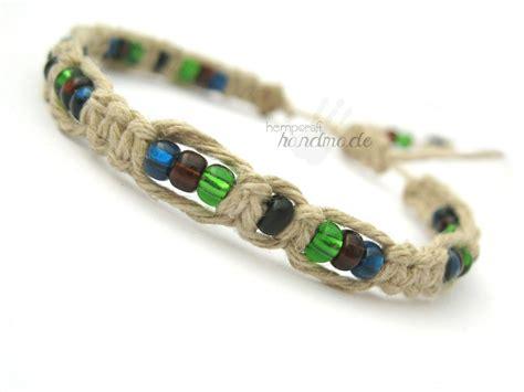hemp jewelry earth colors macrame hemp bracelet