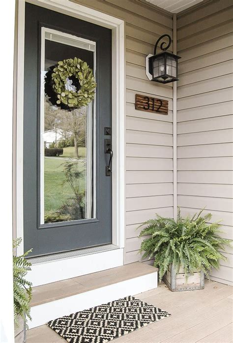 exterior door decor 25 best ideas about house on house