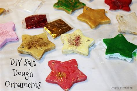 diy salt dough ornaments diy salt dough ornaments confessions of a northern
