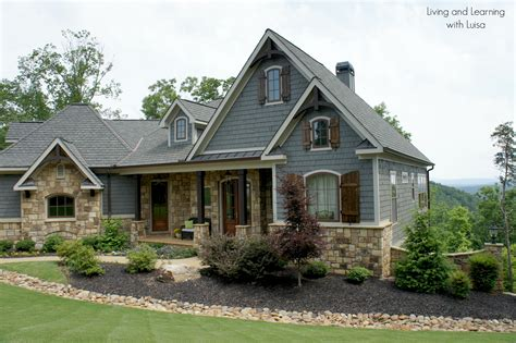cottage style homes new house tour