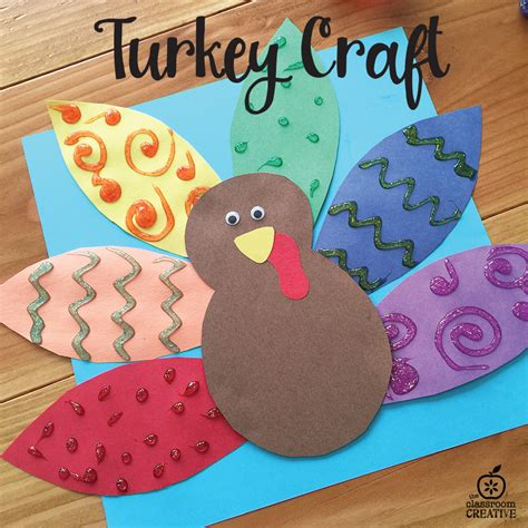 thanksgiving turkey craft for turkey craft for
