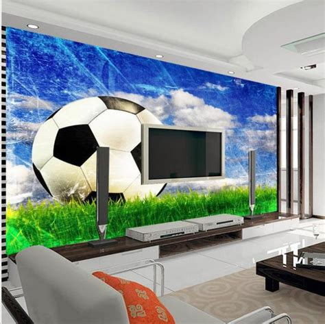 sports murals for bedrooms emejing football murals for bedrooms photos home design