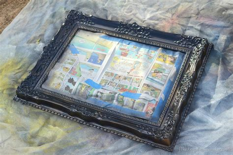 spray painting frames framing of your apartment with painting picture frames