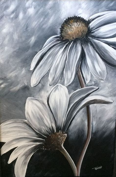 25 best ideas about painted canvas on 25 best ideas about flower painting canvas on