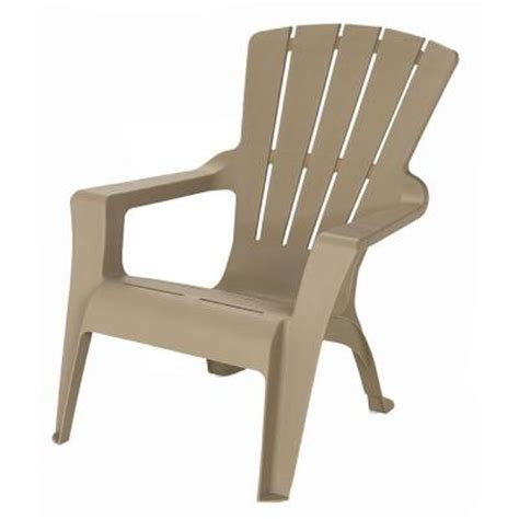 home depot patio chairs us leisure adirondack patio chair 161085 the