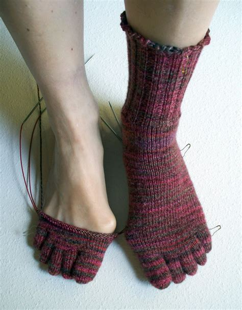 how to knit the toe of a sock 171 jcbriar knitting