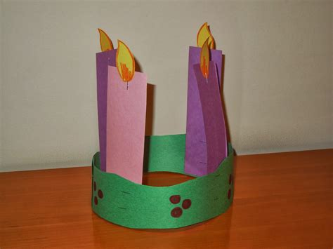 advent crafts for the catholic toolbox advent wreath link up catholicmom
