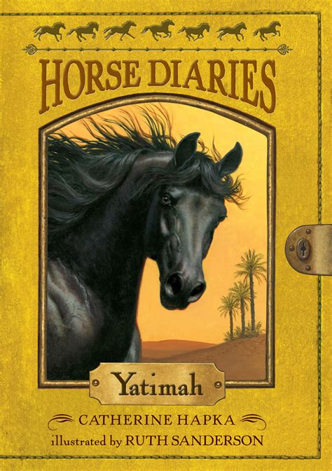 picture books about horses about ruth sanderson