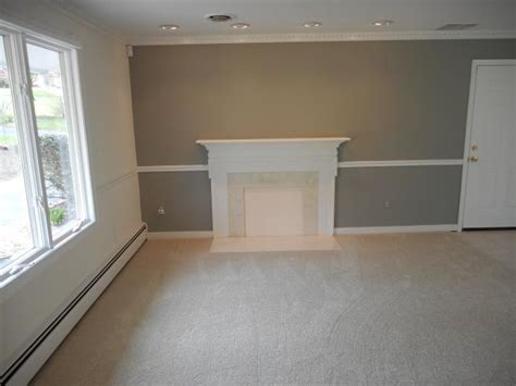 chair rails in living rooms living room neutral paint ideas with chair rail