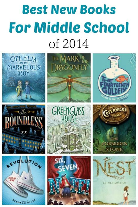 school picture books best new books for middle school of 2014