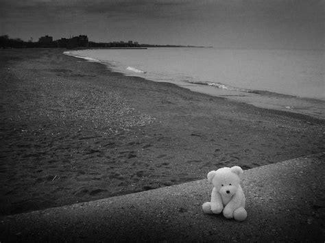sad pictures teddy sad quotes weneedfun