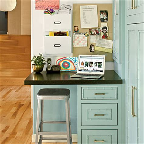 kitchen desk kitchen desks outdated say it ain t so at the picket fence