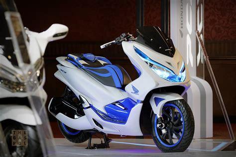 Pcx 2018 Modif by 3 Honda Pcx Modif Yang Tak Bawa Lagi Kesan Elegan