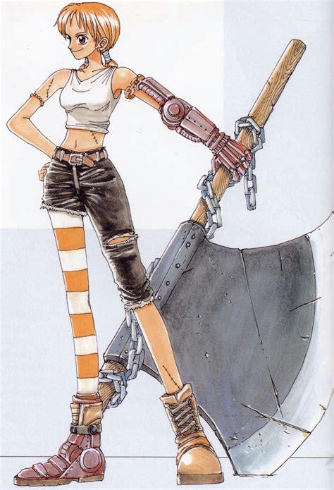 nami misc the one piece wiki manga anime pirates