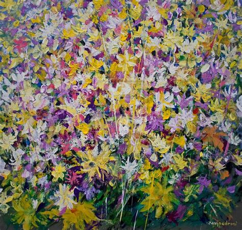 acrylic paint flowers painting flowers with acrylic paint car interior design