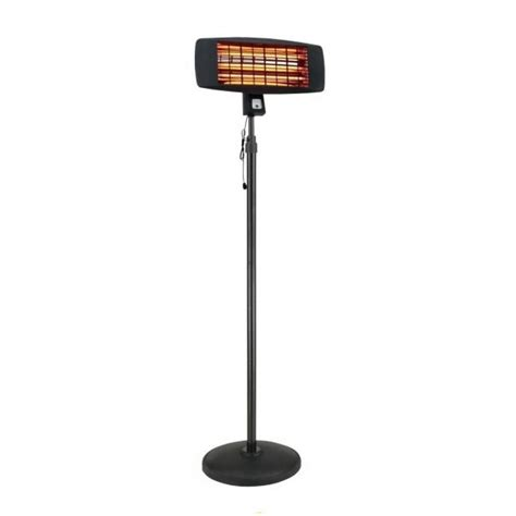 free standing patio heater standing patio heater outtrade free standing electric