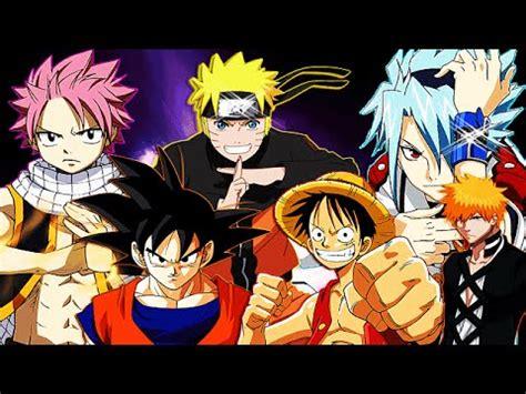 one anime vs the greatest anime amvs shippuden one