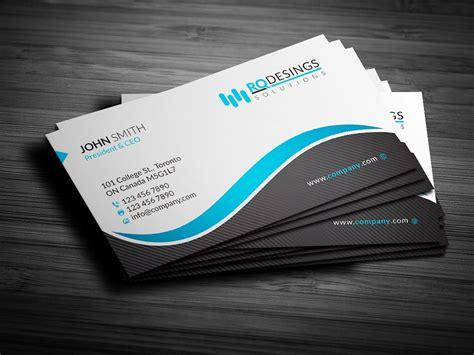 business cards make business card y land