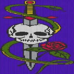 Coloriage Pixel Art A Imprimer