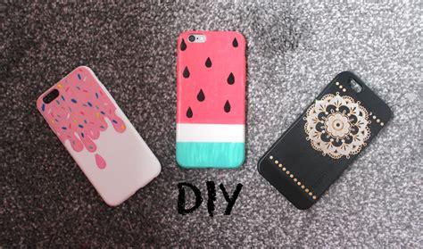 diy designs diy colourful and easy summer phone designs