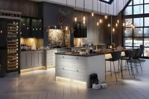 Kitchen Design Planner country kitchen in nimbus and white wren kitchens
