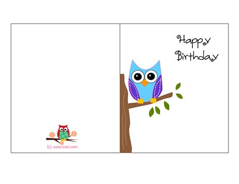 make printable birthday cards happy birthday cards to print