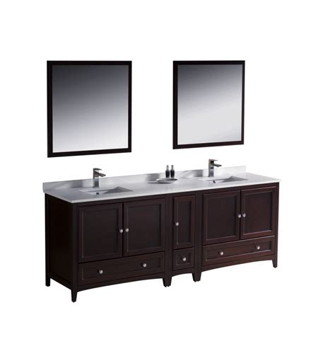 bathroom vanities 84 inches 84 inch sink bathroom vanity in mahogany