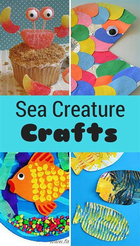 Best 20 Sea Creatures Crafts Ideas On Sea