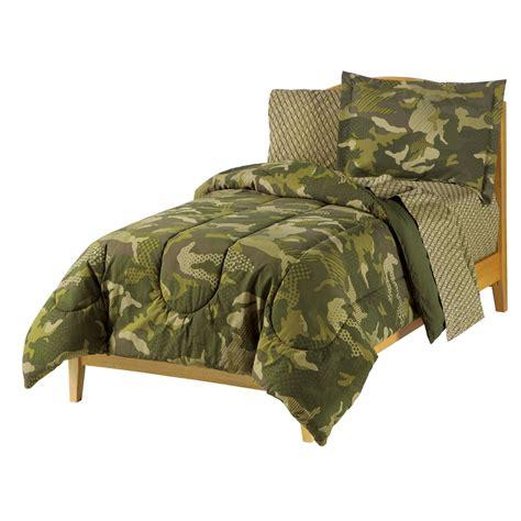 size camo bed set geo camo bedding set 7pc green camoflauge comforter