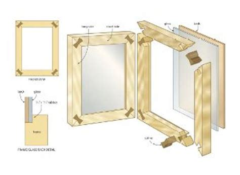 woodworking plans picture frames pallet picture frame wood plans home decor wood plans