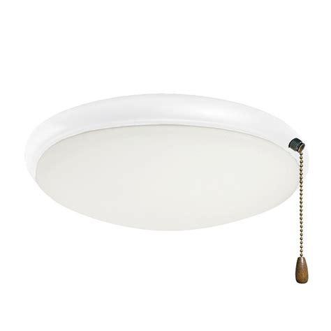 home depot ceiling fan light kits illumine zephyr 2 light appliance white ceiling fan light