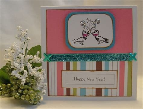 how to make a happy new year card new year greeting cards free ideas to use for your