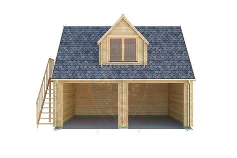 Granny Pods log cabin garages wood garages timber garages uk