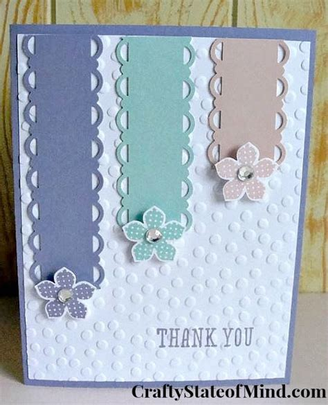 thank you card ideas for to make 25 unique handmade thank you cards ideas on